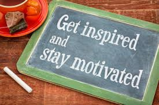 get inspired stay motivated