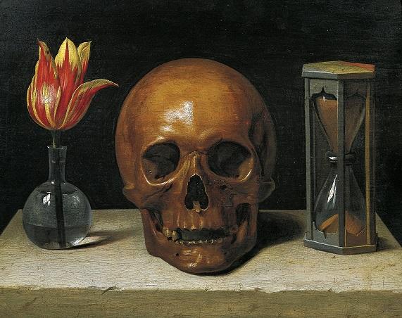 Vanity, by Philippe de Champaigne (1602-1674)