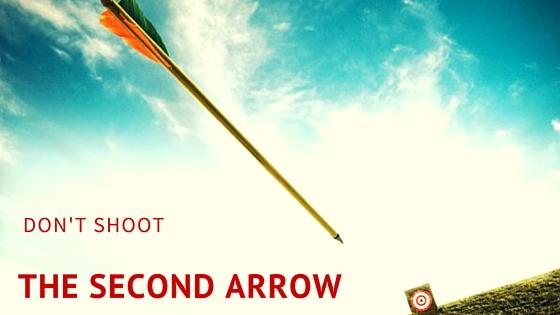 second arrow