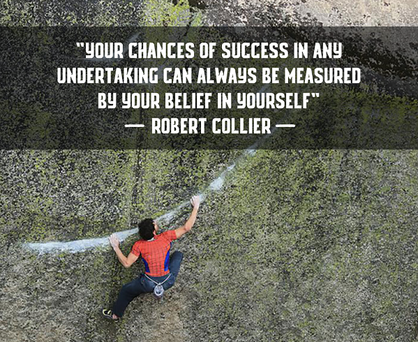 belief in yourself robert collier